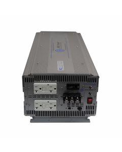 5000 Watt Pure Sine Power Inverter - Industrial Grade 48 VDC to 120 VAC