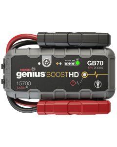 Noco Genius Boost HD 2000A 12V Lithium Jump Starter