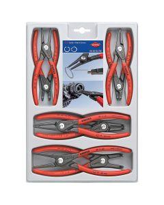 Knipex 8-Piece Precision Circlip Pliers Set