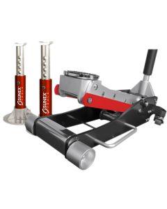 Sunex Tools 3 Ton Aluminum Jack Pack