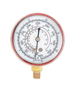 R12/R134a Dual Replacement Gauge - High Side
