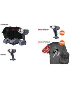 Buy IRTW7152-K22 Kit and IRTW5132, Get Free IRTW5110P and Free IRTW7152LKP