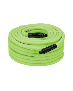 Flexzilla 1/2 in. x 50 ft. Air Hose with 3/8 in. MNPT Fittings