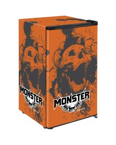 Monster Mobile? Large Refrigerator - Orange