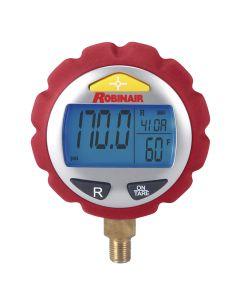 High Pressure Digital Refrigerant Gauge