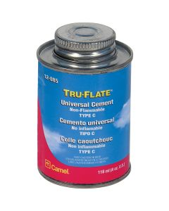 1/4 Pint Universal Cement for Tire Repair