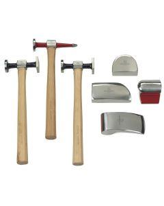 7-Piece Body Hammer Set