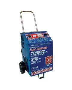 6/12V 70/60/2 Amp Battery Charger