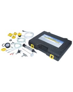 Coolant System Test, Diagnostic and Refill Kit