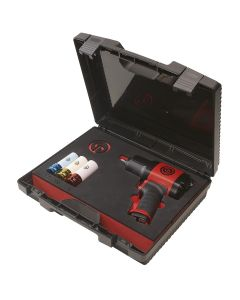 1/2 Drive Impact with 2 Extended Anvil and 3 Wheel Sockets Kit