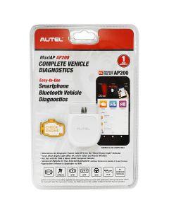 AP200 Advanced Smartphone Vehicle Diagnostics App
