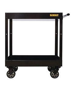 DeWalt 2-Shelf Black Utility Cart