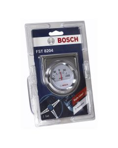 "Bosch Performance Style Line 2"" Ammeter Gauge (White Face)"