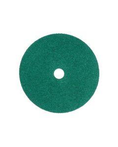 3M Green Corps Fibre Disc 36508, 5 in x 7/8 in, 60, 20 Discs/Bag, 5 Bags/Case