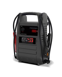 Powerful Performance Battery Jumpstarter, 2000A Peak 12V
