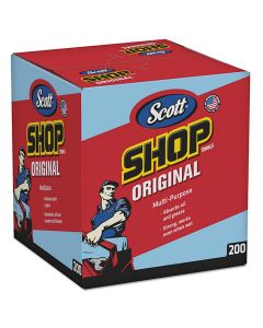 Scott Original Shop Towels in a Box, 200 ct.