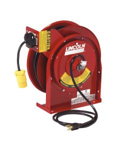 Heavy Duty Extension Cord Reel with 20 Amp Receptacle
