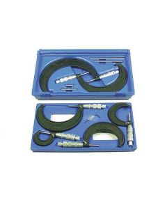 6 Piece Outside Micrometer Set
