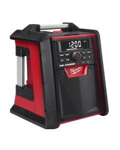 Milwaukee M18 Bluetooth Jobsite FM/AM, AUX Radio / Charger