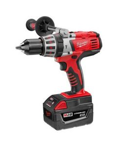 Milwaukee M28 FUEL Cordless Lith-Ion 1/2 in. Hammer Drill w/ (2) Batteries Kit