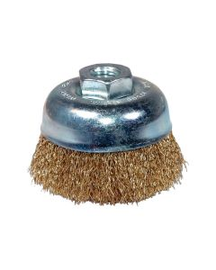 "3"" Coarse Crimped End Wire Cup Brush (EA)"