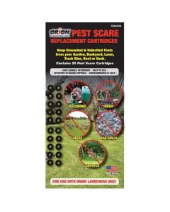 Orion Pest Scare Replacement Cartridges