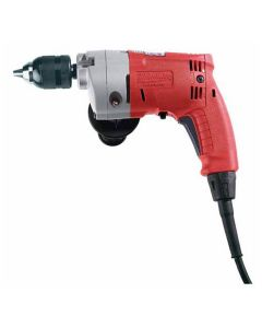 Milwaukee 1/2 in. Magnum Drill, 0-950 RPM with All Metal Keyless Chuck, 120V AC Corded, 0-950 RPM