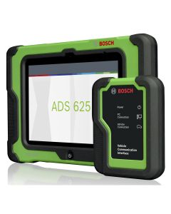 "Bosch ADS 625 Diagnostic Scan Tool w/ 10"" Display"