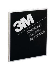 """3M Wetordry Tri-M-ite 9"""" x 11"""" Sheet - 50 Sheets per Sleeve"""