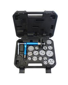 Pneumatic brake caliper tool kit