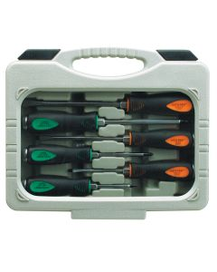 Mayhew 6-Piece Cats Paw Capped End Screwdriver Set