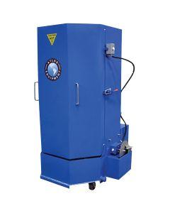 Atlas Spray Wash Cabinet, 1250 lb., 53-Gallon Capacity
