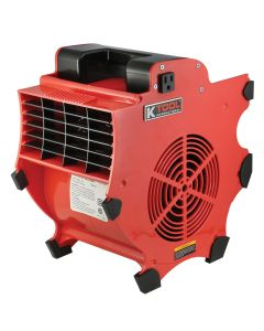 Big Chill Workforce Blower 1200 CFM 30W - 110-120V/60HZ - 3 Speeds with 4-position - Indoor/Outdoor use - Heavy Duty
