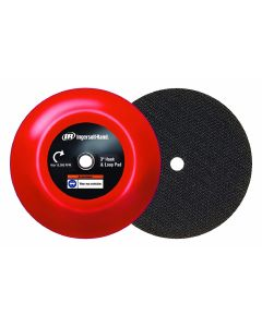 "Ingersoll Rand 03H-PAD-HL Sanding and Polishing Pads Mini Polisher Accessories 3"" Hook & loop backer pad"