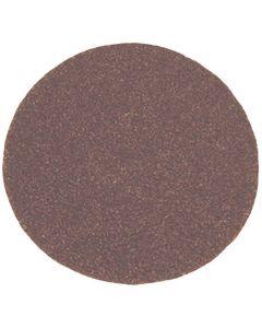 """3"""" Aluminum Oxide 50 Grit Abrasive Disc (100/Box)"""