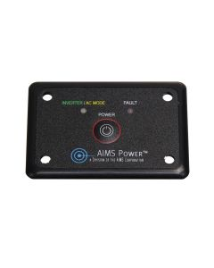Flush mount on/off remote for select power inverter models