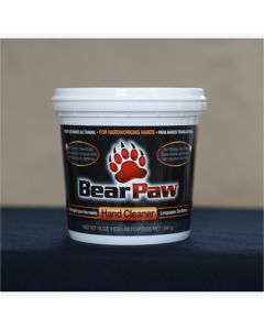 Bear Paw Non-Toxic Deep Cleaning Hand Cleaner, 18 oz. Tub (Case of 6)