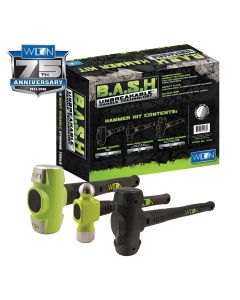 Wilton B.A.S.H 3-Piece A18Shop Hammer Kit