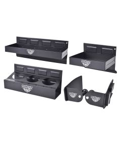 Monster Mobile? Magnetic Toolbox Trays