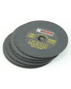 "6-pk of 3"" x 1/32"" Abrasive Cut-Off Wheels"