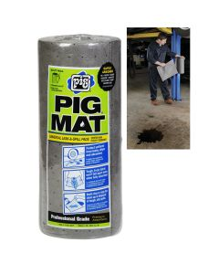 New Pig Universal Light-Weight Absorbent Mat Roll - 15 in. x 50 ft. (60 Pads per Roll)