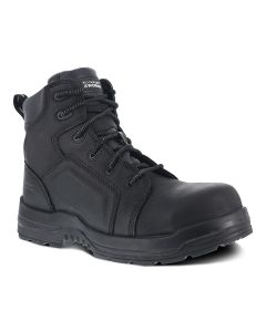 "Rockport Works RK6635 More Energy 6"" Lace to Toe Waterproof Work Boot 11.5W"