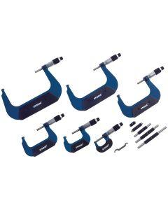 6 Piece Import Outside Micrometer Set