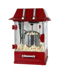 Table-Top Popcorn Popper, Easy to Use, Makes 5 Cups of Theater-Style Popcorn in 3 Minutes