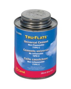 1/2 Pint Universal Cement for Tire Repair