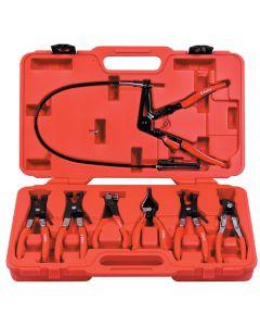 7-Piece Hose Clamp Plier Set