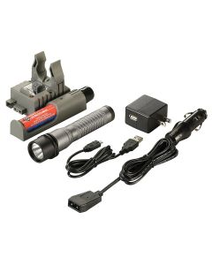 Strion LED 120/DC with Piggyback - Gray