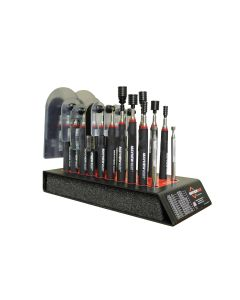 Mayhew 20-Piece Inspection Tool Display