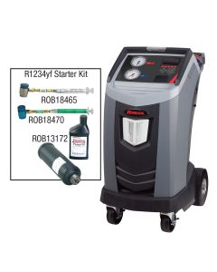 Robinair Premier R-1234yf Recover, Recycle and Recharge Machine Bundle