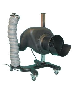 EuroVent Portable Exhaust Extraction System